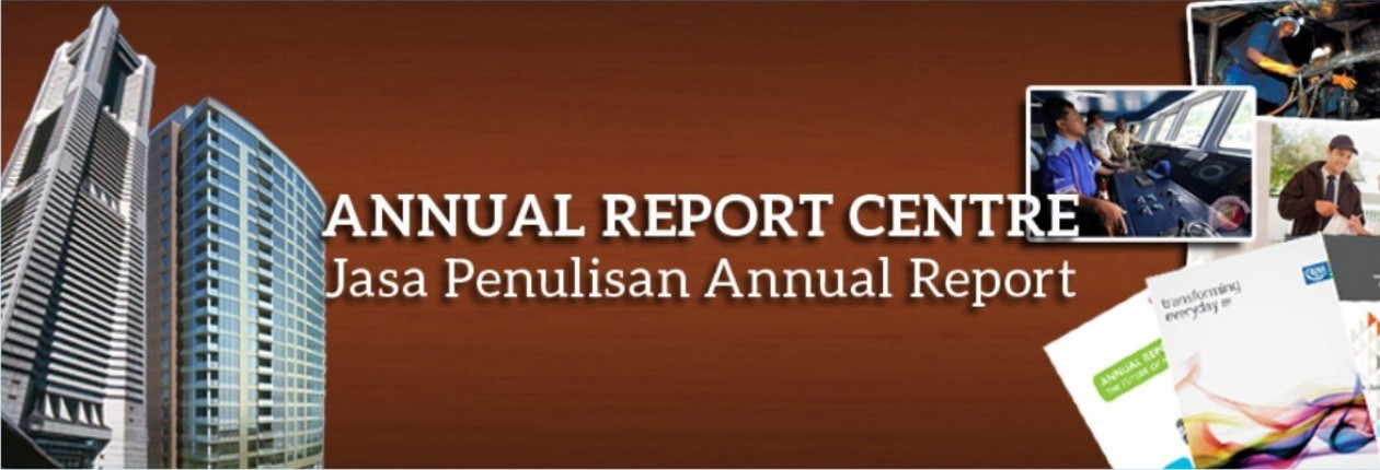 PENULIS ANNUAL REPORT