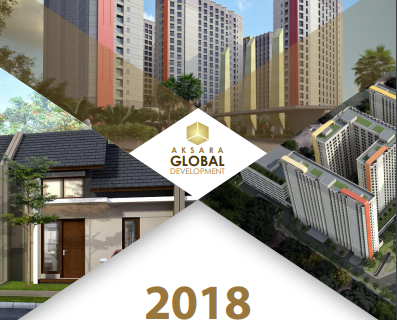 Annual report 2018 PT. Aksara Global Development Tbk - PenulisAnnualReport.com