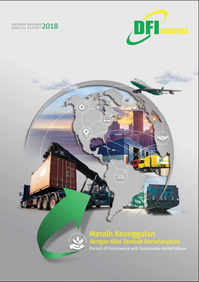 Annual report 2018 PT. Dewata Freight International Tbk – PenulisAnnualReport.com