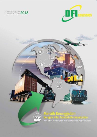 Annual report 2018 PT. Dewata Freight International Tbk � PenulisAnnualReport.com