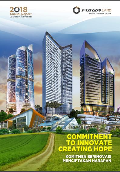 Annual report 2018 PT. Forza Land Indonesia Tbk – PenulisAnnualReport.com